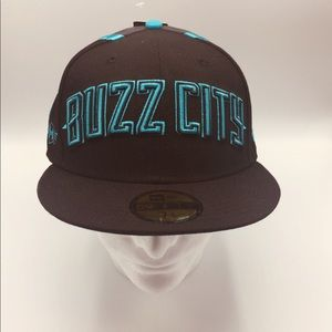 New Era BUZZ CITY 59FIFTY 7 5/8 NBA Fitted Hat